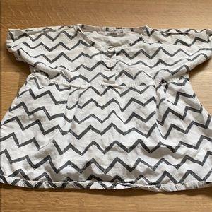 Indikidual girls tunic shirt